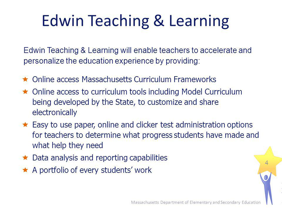 Edwin Teaching & Learning