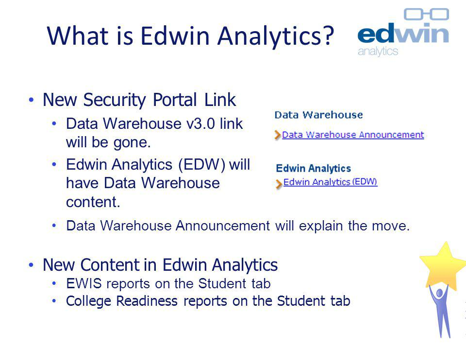 What is Edwin Analytics
