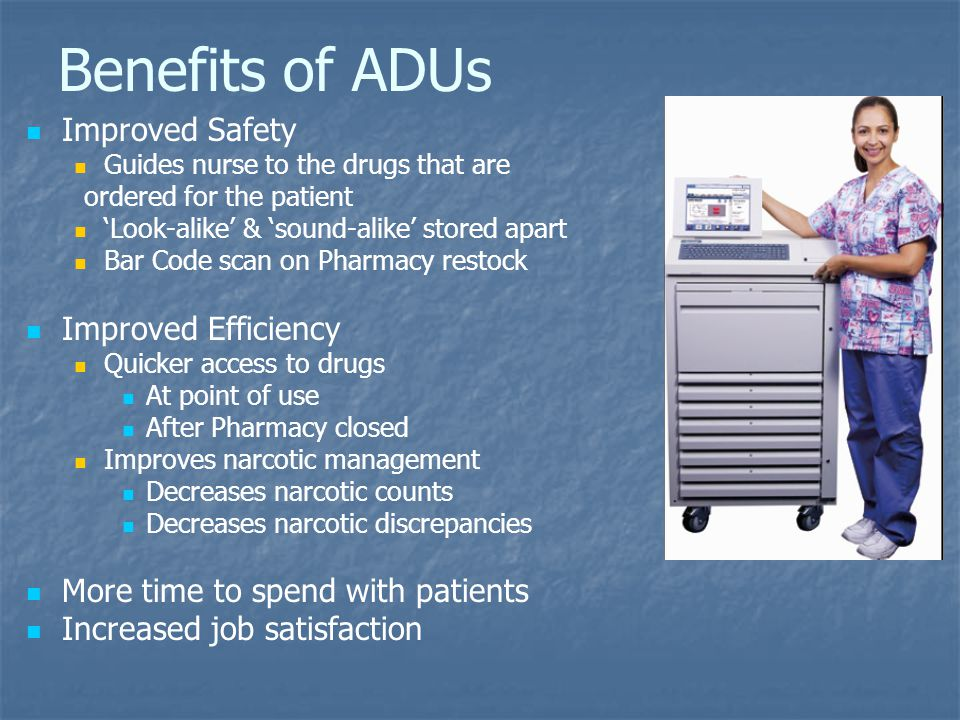 Benefits of ADUs Improved Safety Improved Efficiency