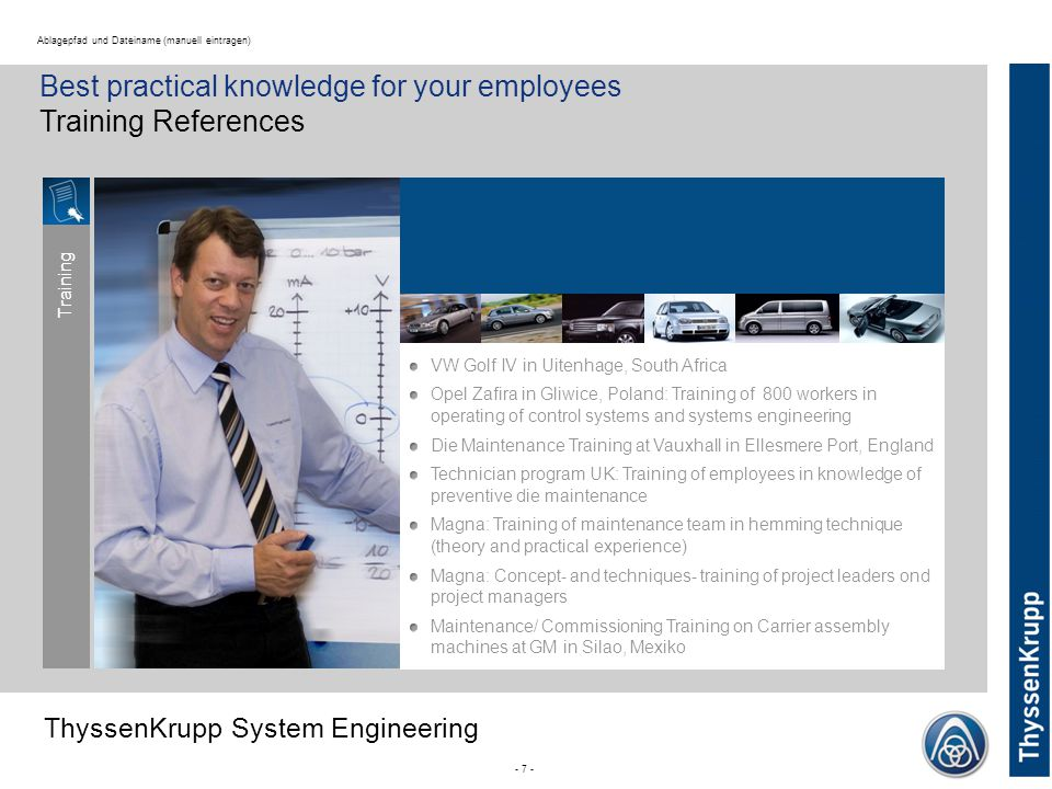 Best practical knowledge for your employees Training References