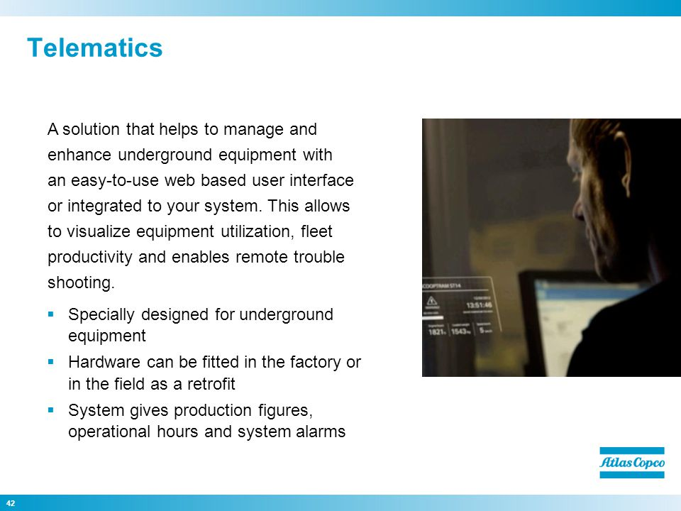 Telematics A solution that helps to manage and