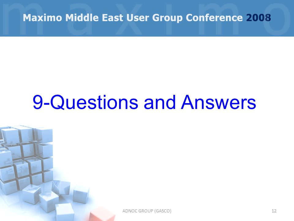 9-Questions and Answers
