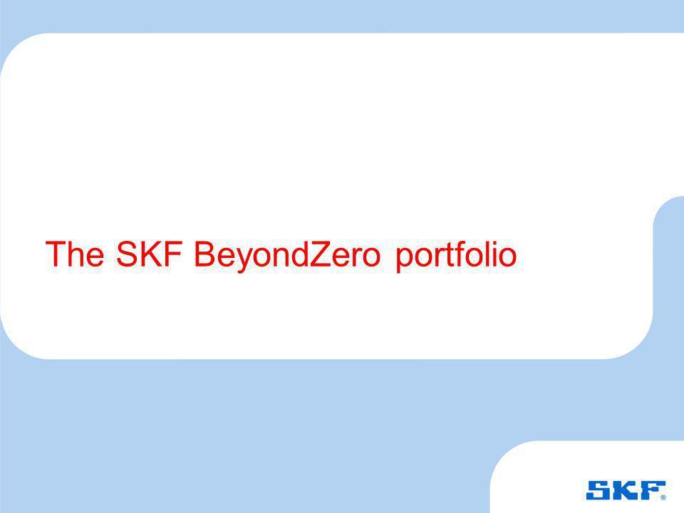 The SKF BeyondZero portfolio – Strategic Industries