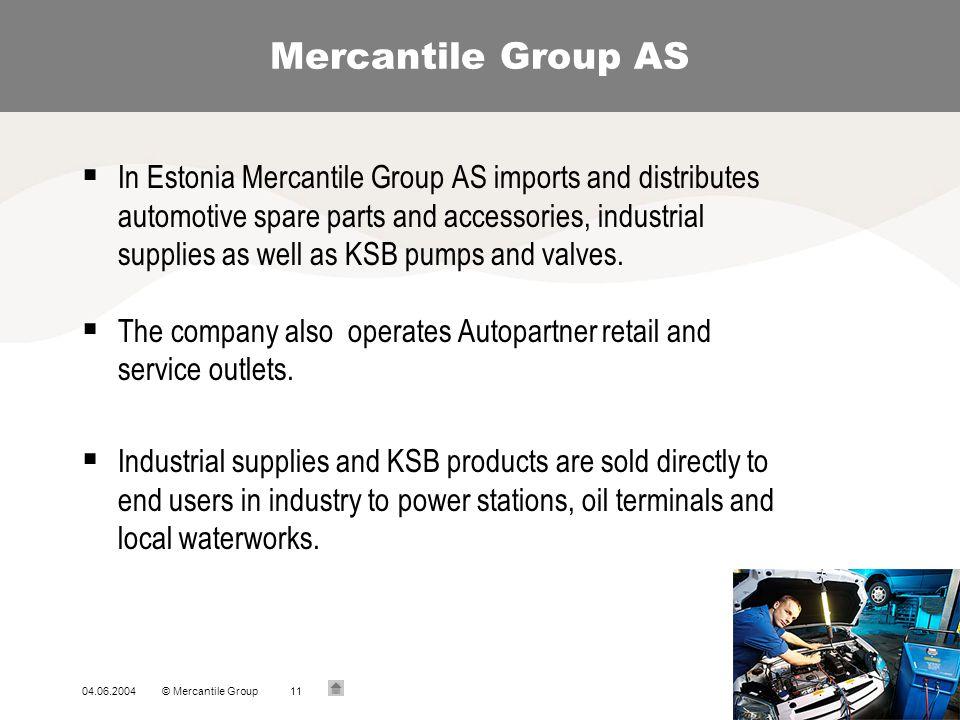 Mercantile Group AS