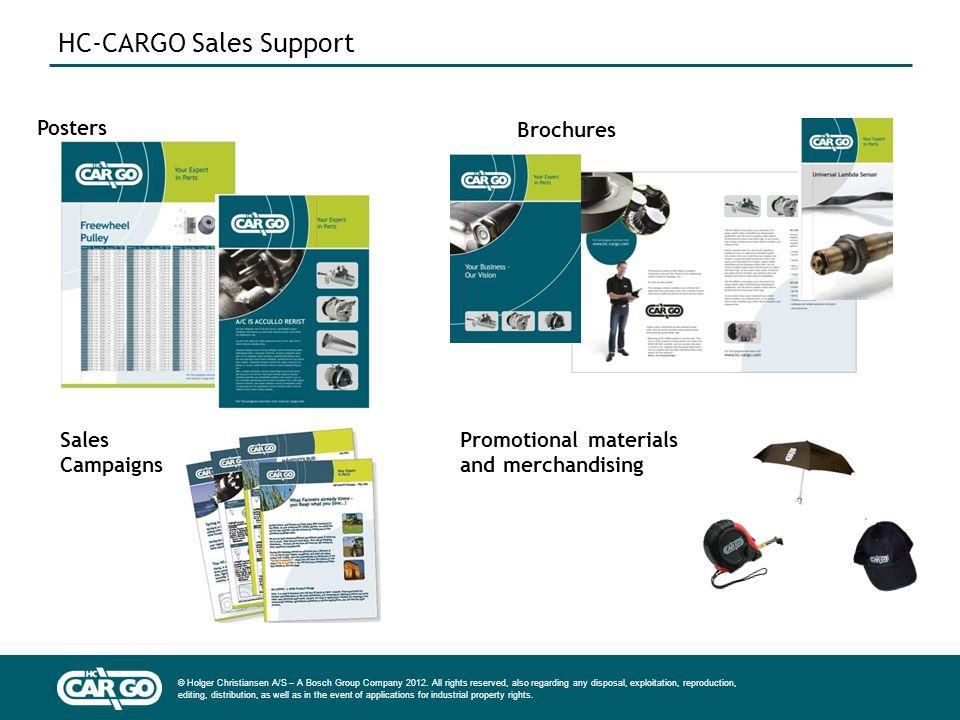 HC-CARGO Sales Support