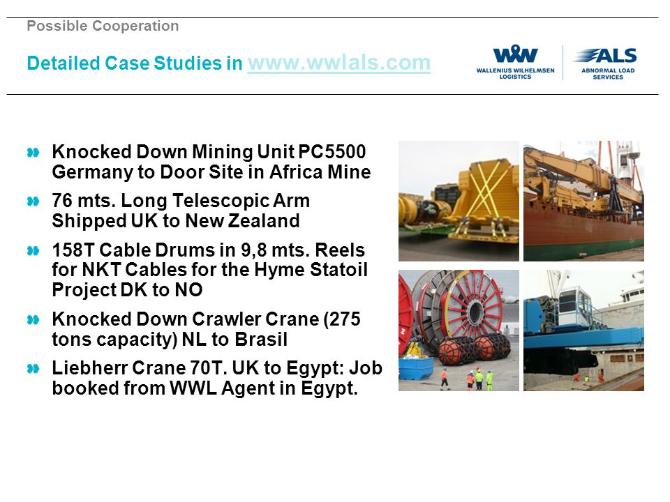 Detailed Case Studies in www.wwlals.com