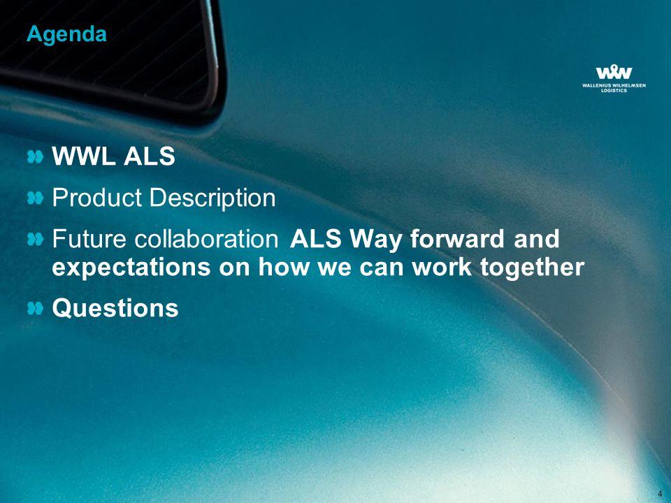 WWL ALS Product Description