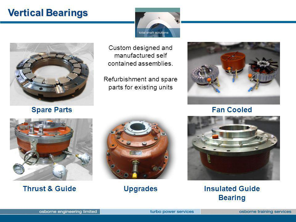Insulated Guide Bearing