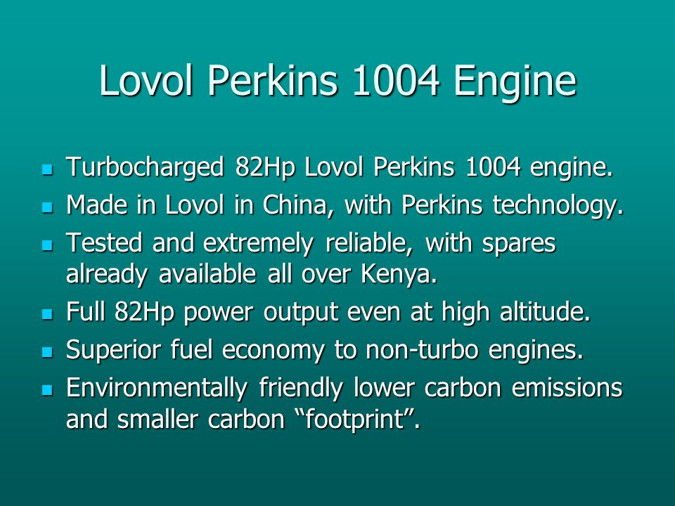 Lovol Perkins 1004 Engine Turbocharged 82Hp Lovol Perkins 1004 engine.