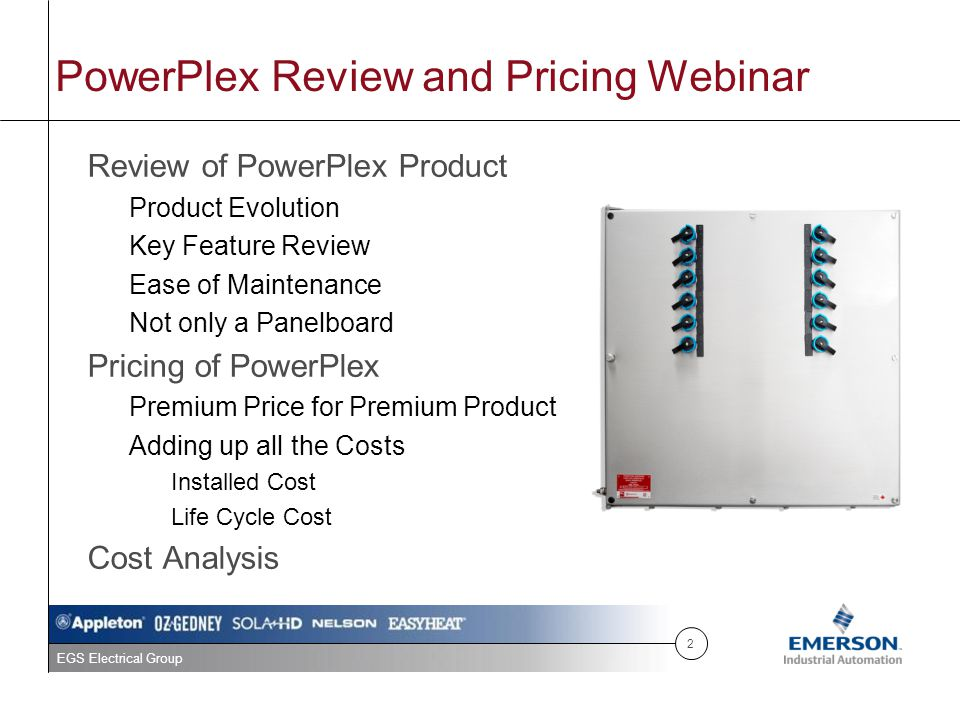 PowerPlex Review and Pricing Webinar