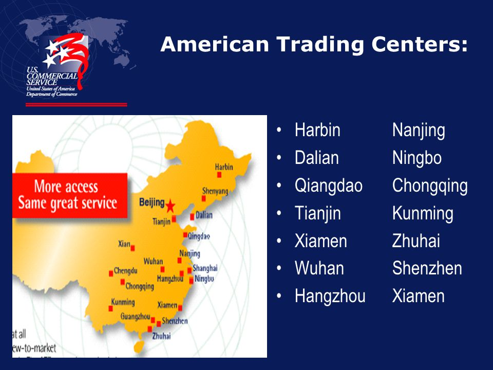 American Trading Centers: