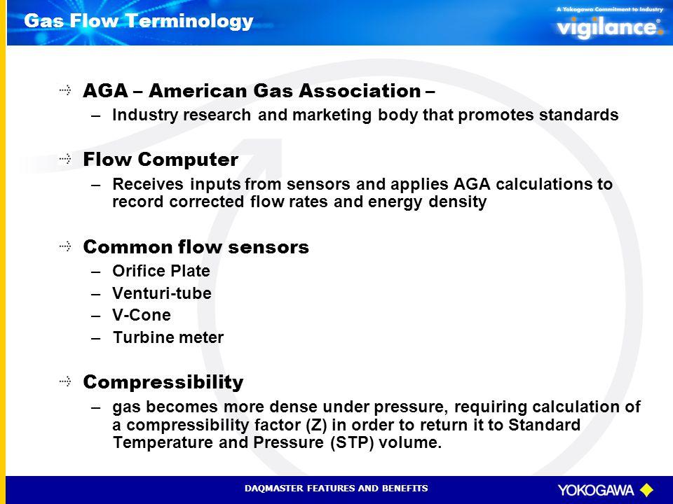 AGA – American Gas Association –