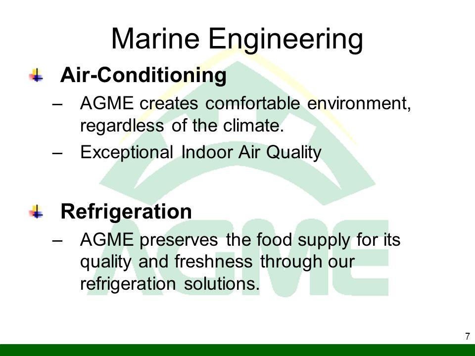 Marine Engineering Air-Conditioning Refrigeration