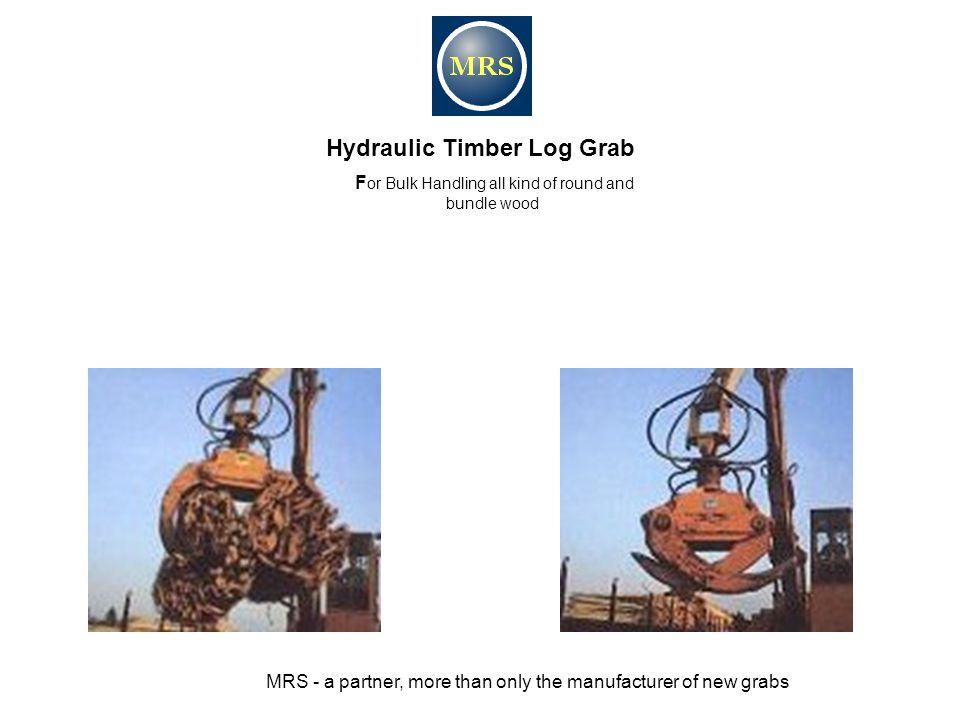 Hydraulic Timber Log Grab