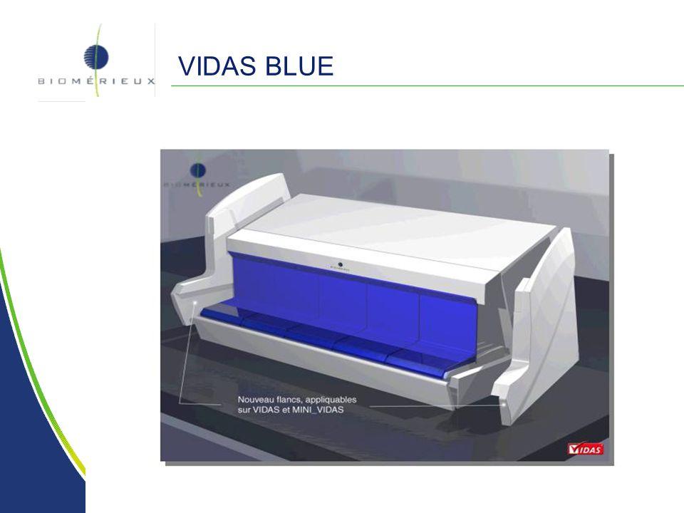 VIDAS BLUE VIDAS Blue Presentation - JD - 22 juin 2005