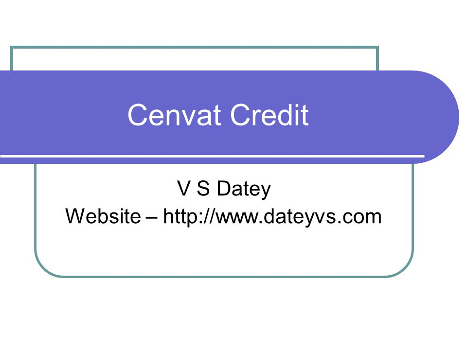 V S Datey Website – http://www.dateyvs.com