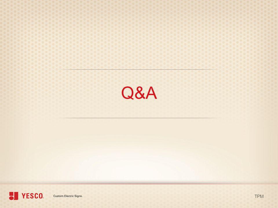 Q&A TPM