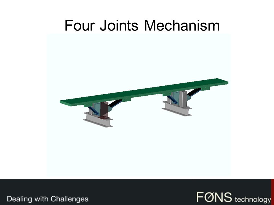Four Joints Mechanism