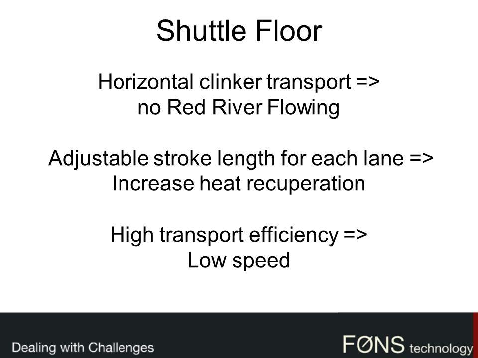 Shuttle Floor
