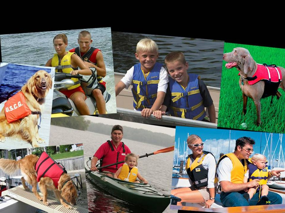 Special Life Jackets for Special Boaters