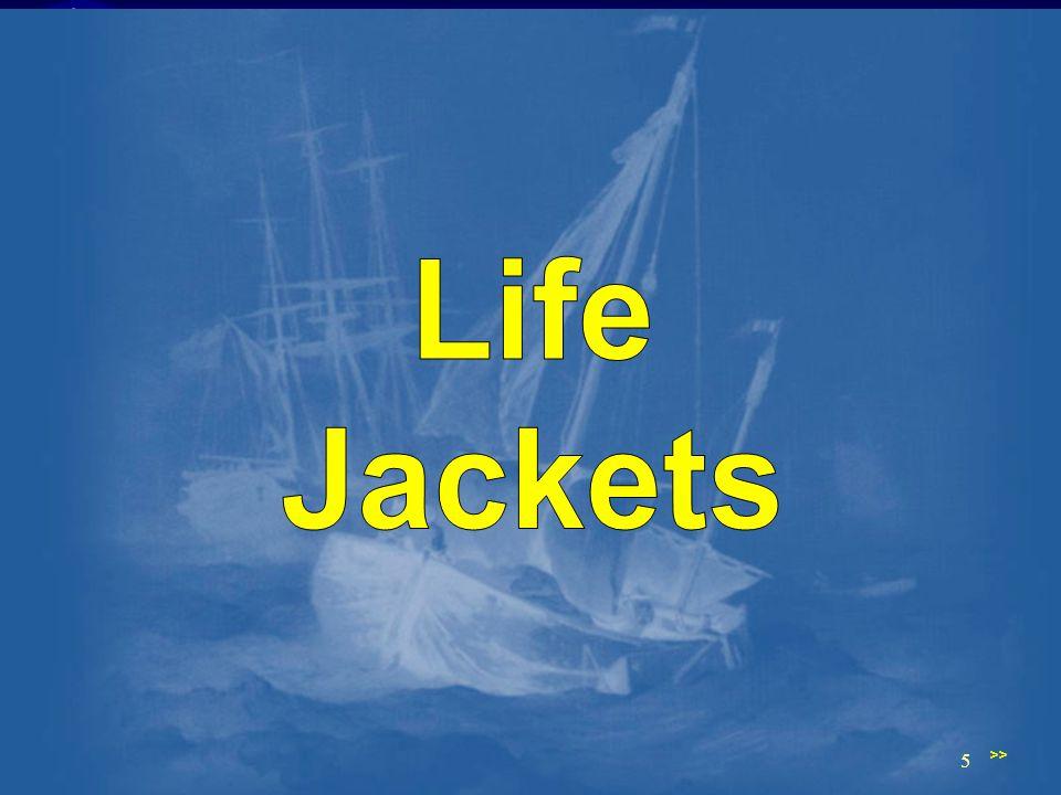 Life Jackets >>