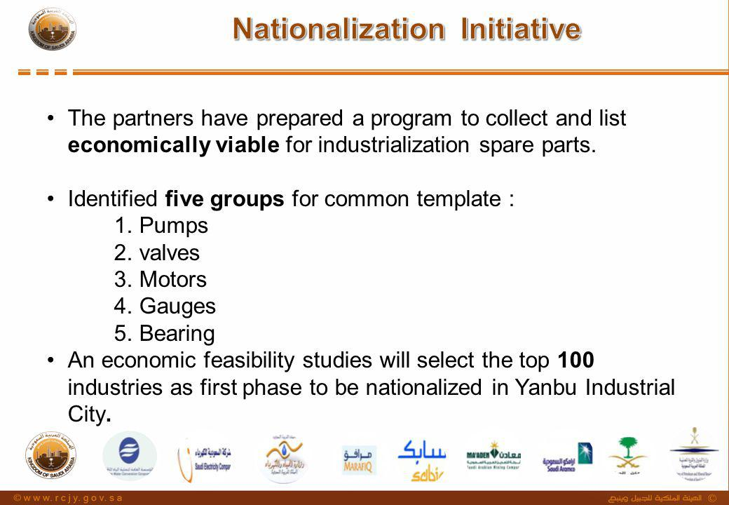 Nationalization Initiative