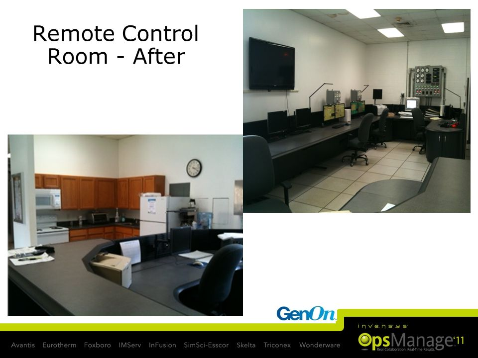 Remote Control Room - After