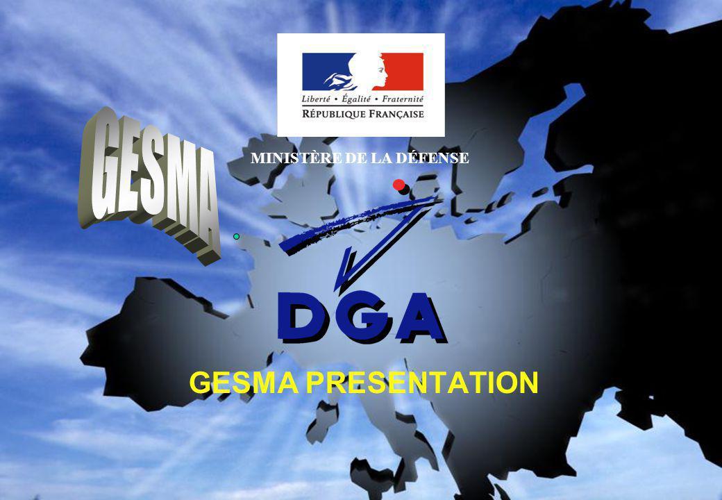 GESMA GESMA PRESENTATION