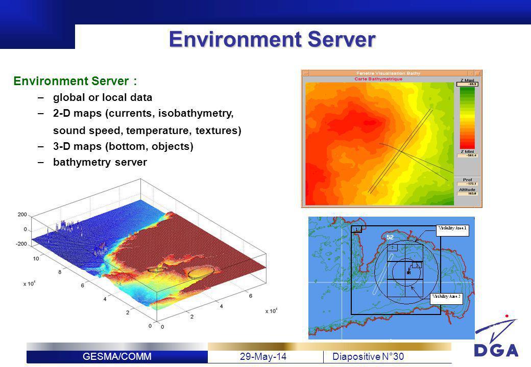 Environment Server Environment Server :