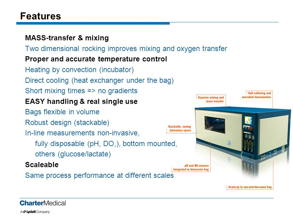 Features MASS-transfer & mixing