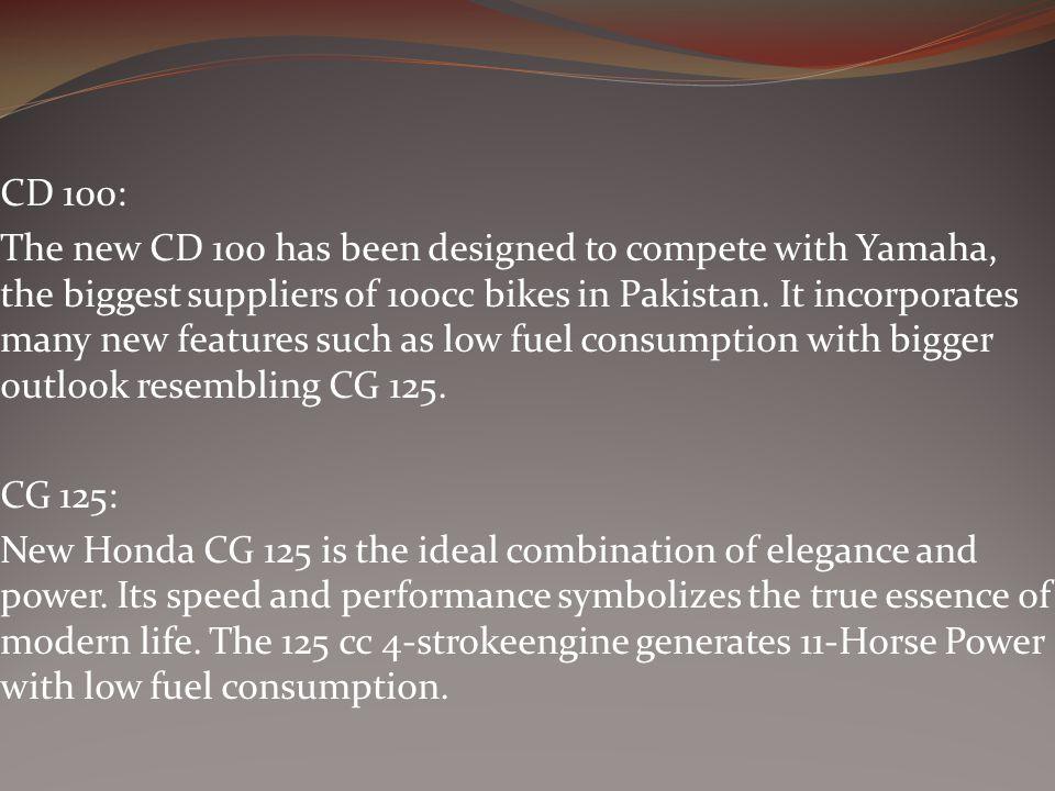 CD 100: