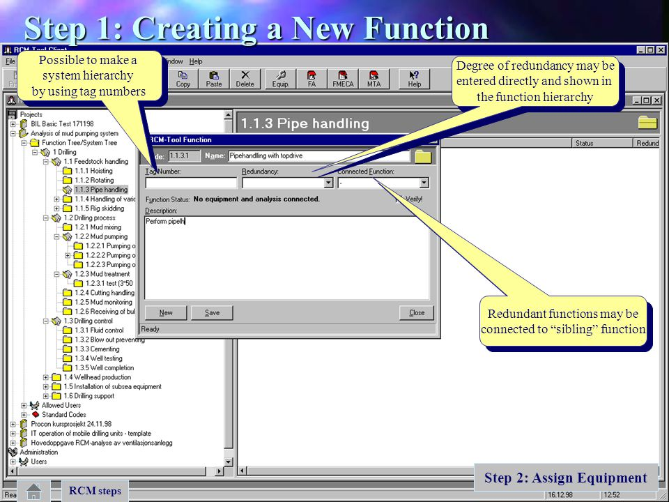 Step 1: Creating a New Function
