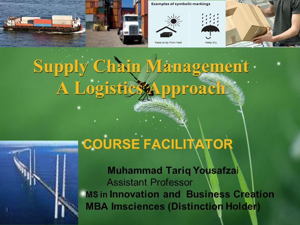 Thesis topics in logistics and supply chain management