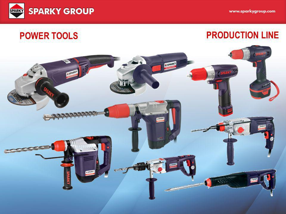 PRODUCTION LINE POWER TOOLS Eho