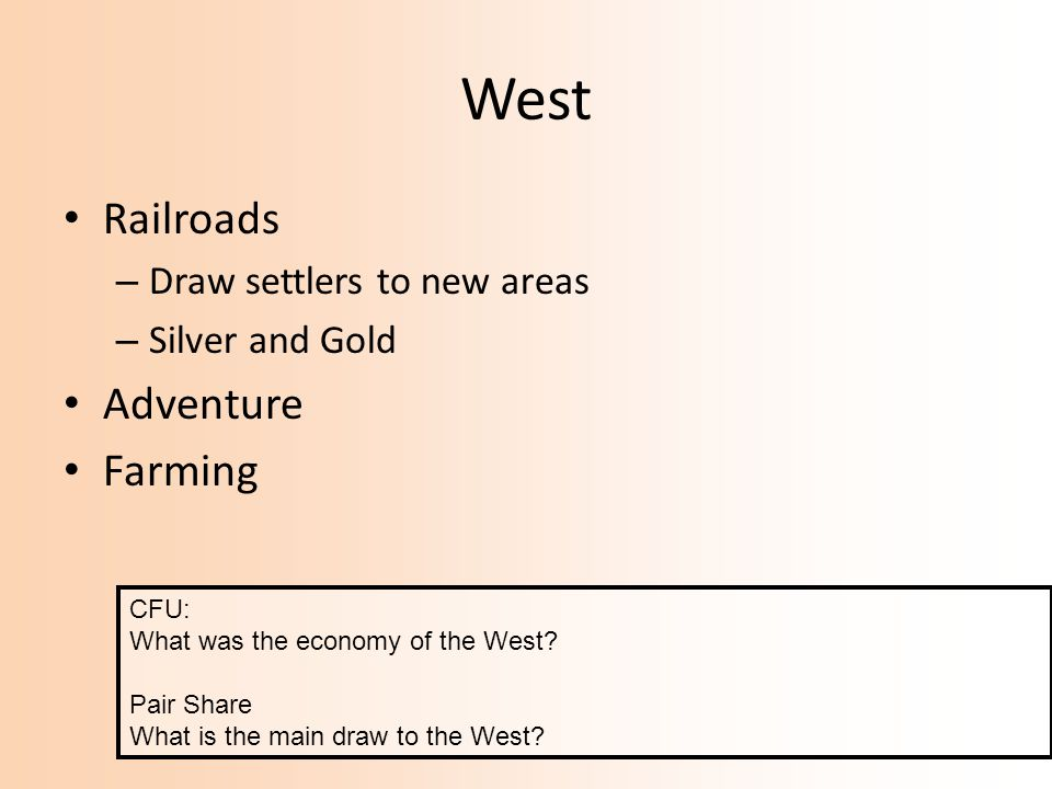 West Railroads Adventure Farming Draw settlers to new areas