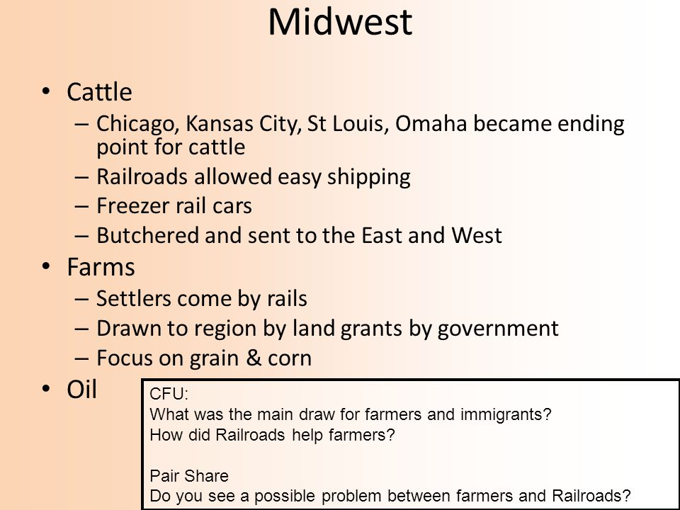 Midwest Cattle Farms Oil