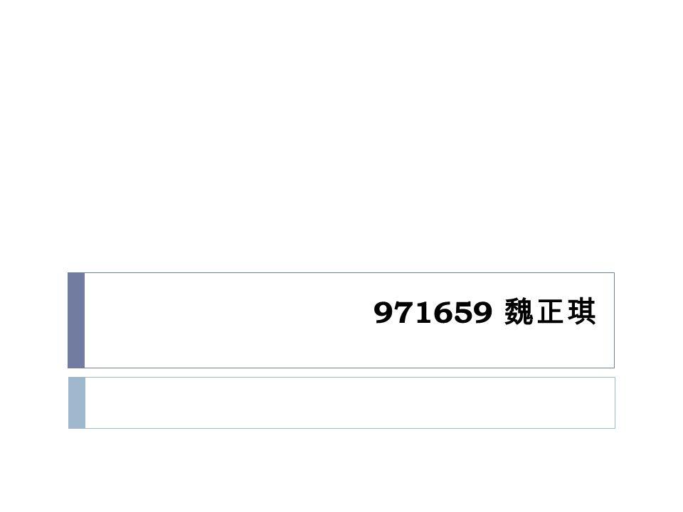 971659 魏正琪
