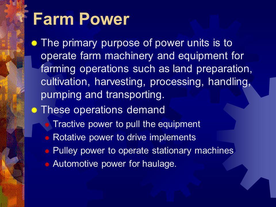 Farm Power
