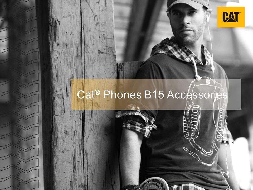Cat® Phones B15 Accessories