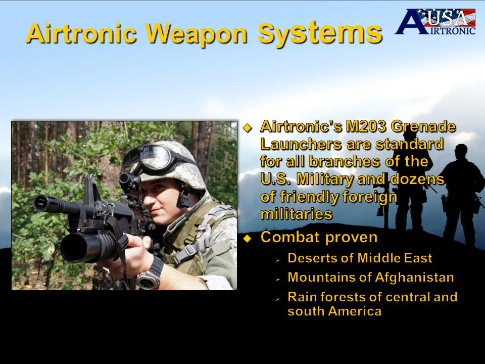Airtronic Weapon Systems