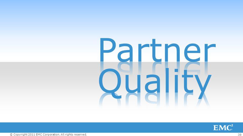 Partner Quality