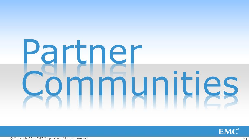 Partner Communities