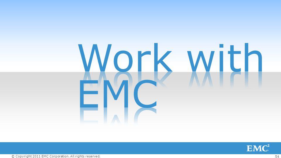 Work with EMC