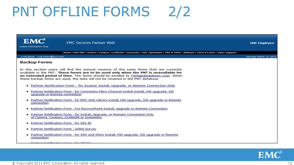 PNT OFFLINE FORMS 2/2