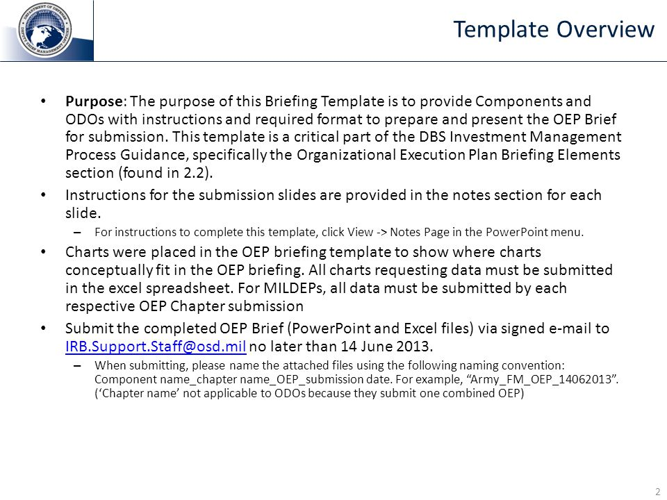 Organizational Execution Plan Briefing Template - Ppt Video Online