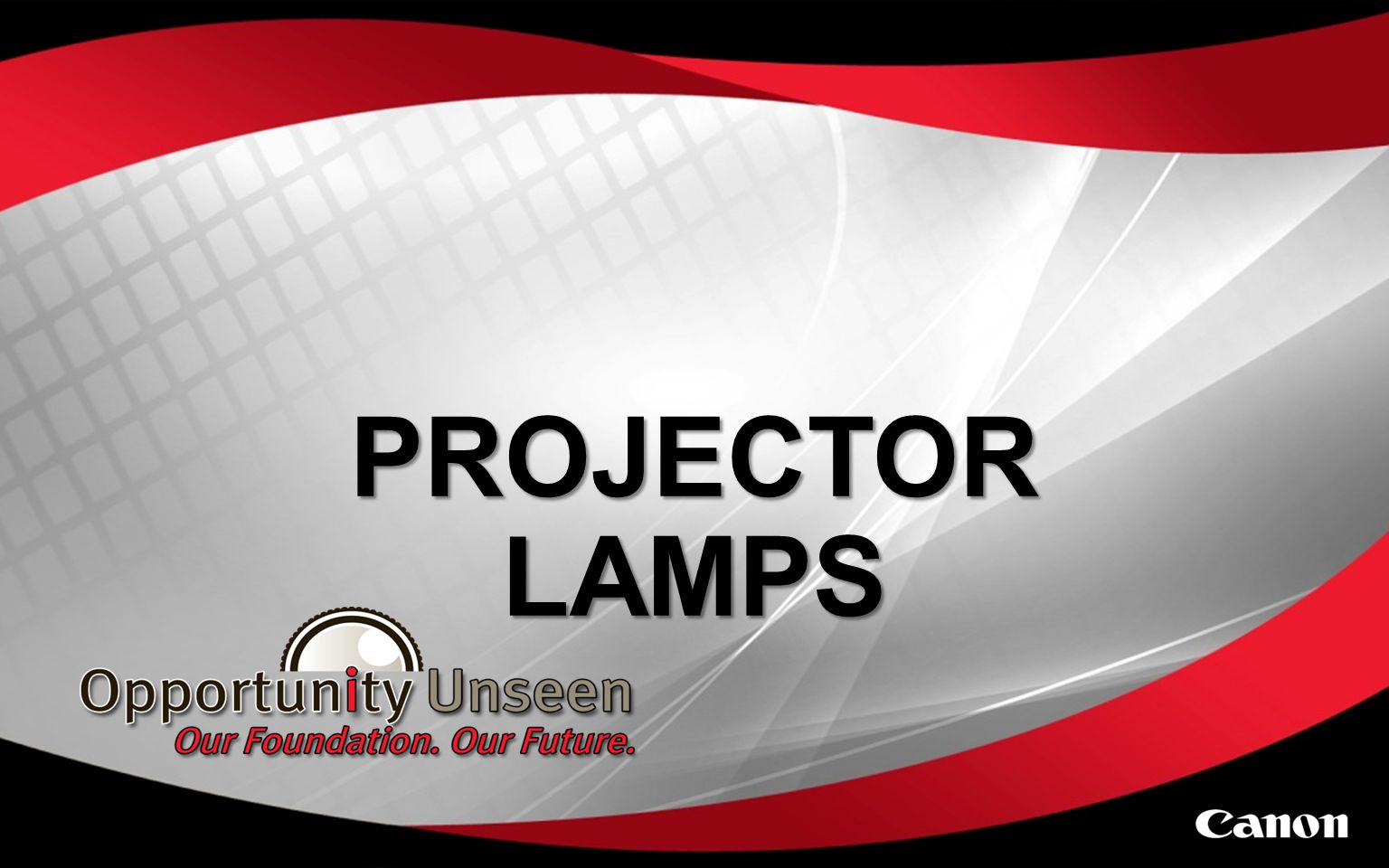 What is a Projector Lamp