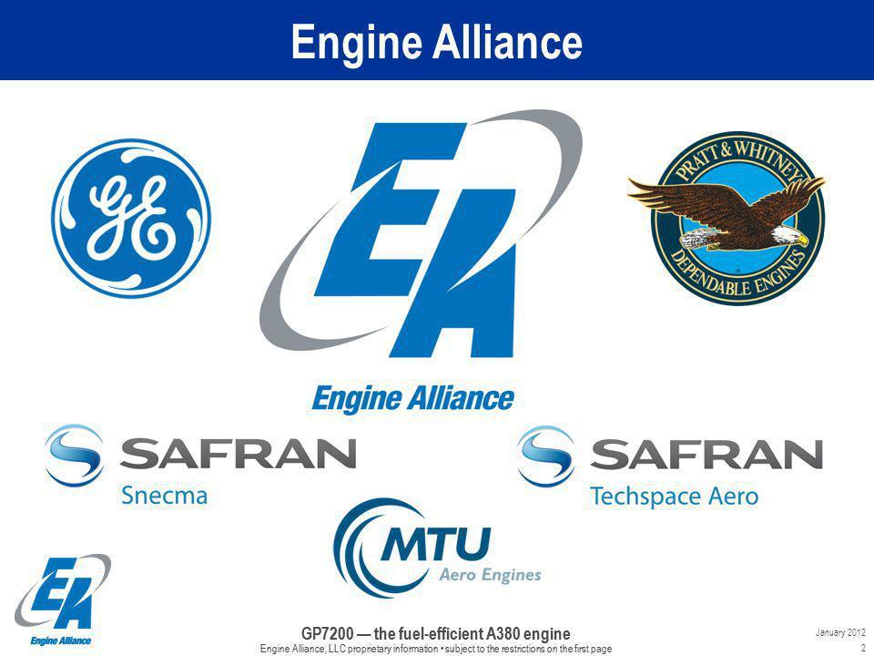 Engine Alliance January 2012