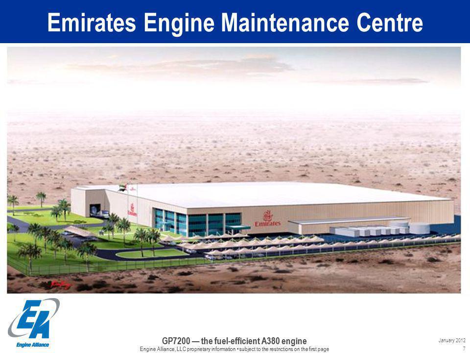 Emirates Engine Maintenance Centre