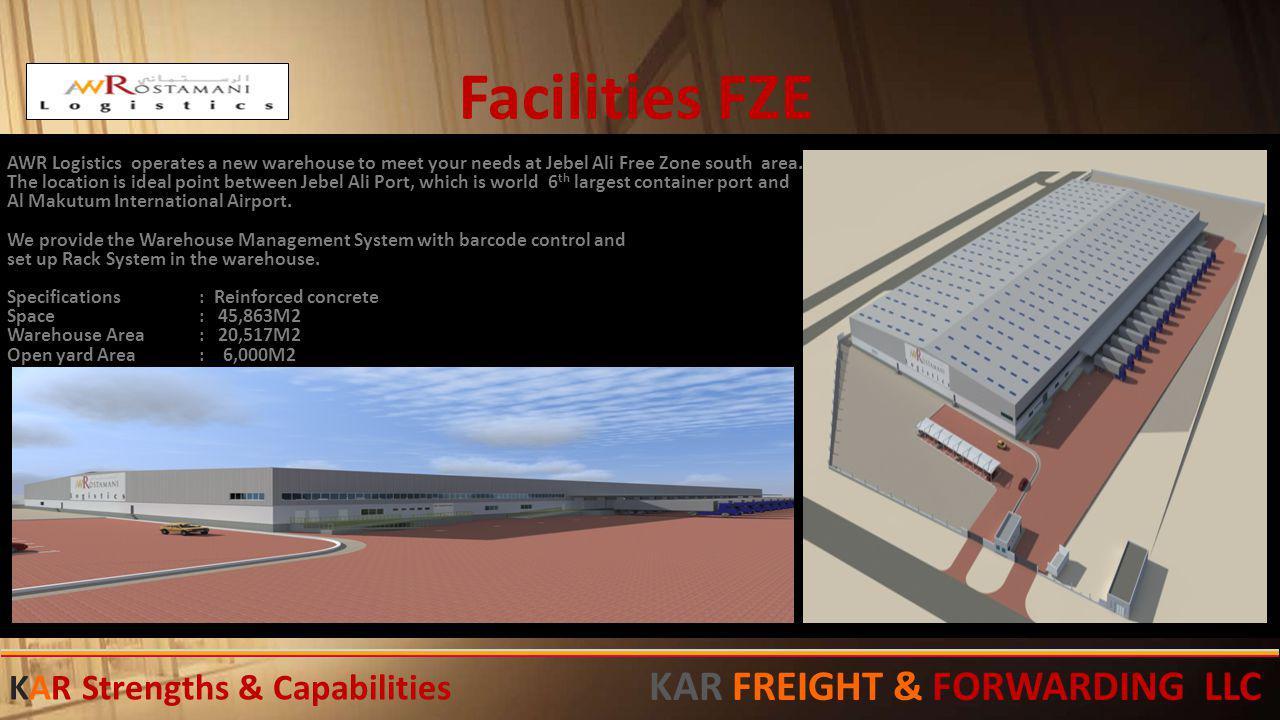 Facilities FZE