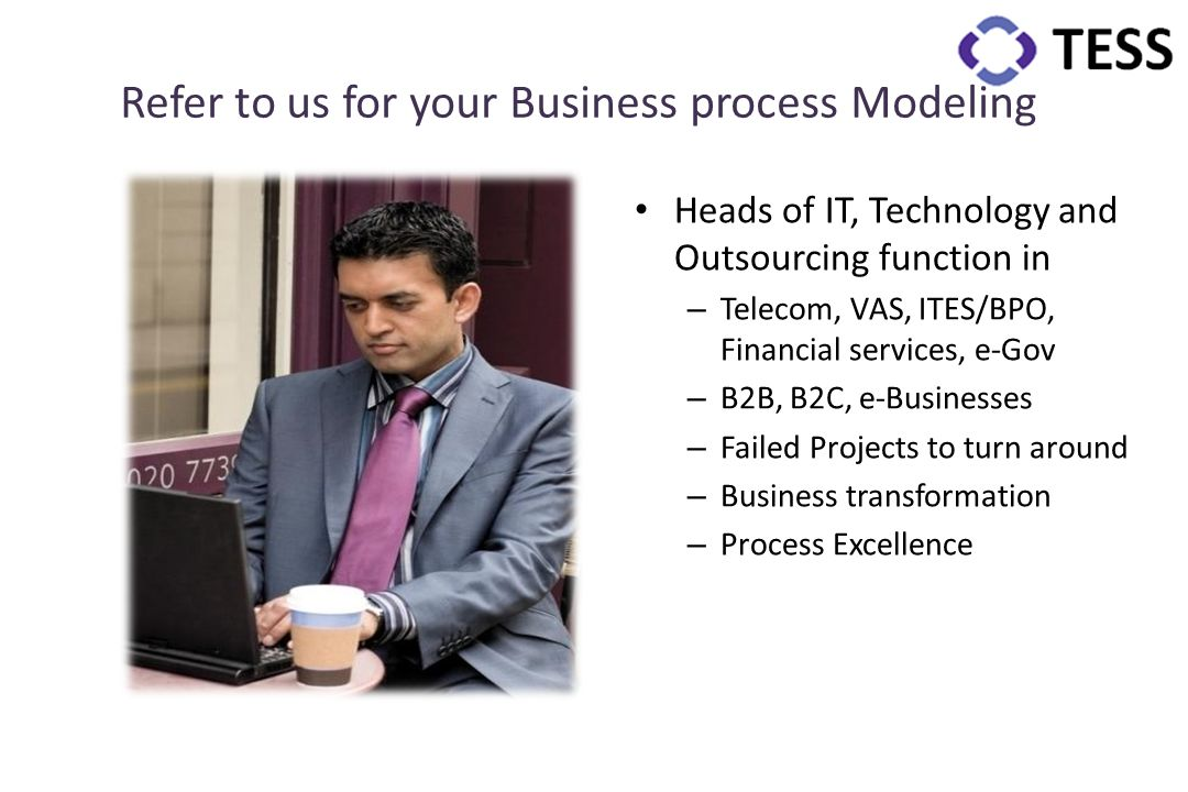 Refer to us for your Business process Modeling